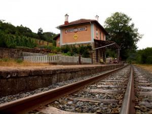 Estacion de Montesclaros