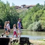 Paseo por Aldea del Ebro