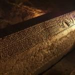 Cripta en el Santuario de Nª Sª de Montesclaros