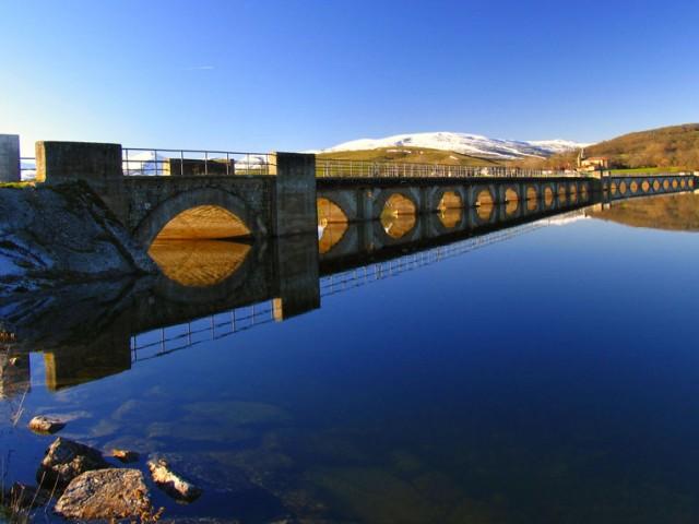 Sendero Embalse del Ebro – Ramal norte PR-S 78