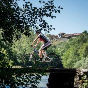 De camino a Aldea de Ebro