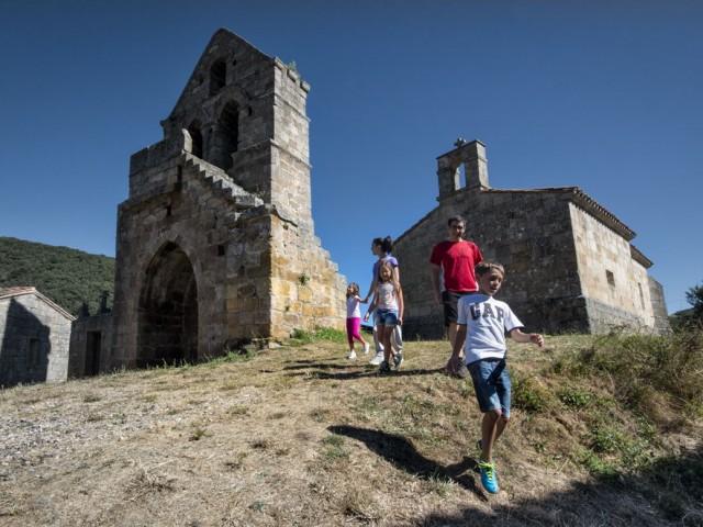 2ª ETAPA: Montesclaros – Villanueva de la Nía