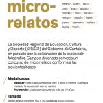 Bases Concurso Microrelatos