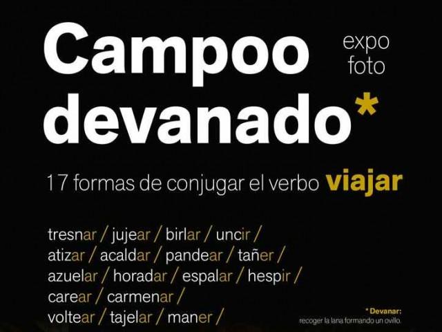 Campoo Devanado. Expo Foto.