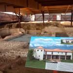 Yacimiento romano-medieval de Camesa-Rebolledo