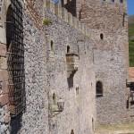 Fachada Castillo de Argüeso