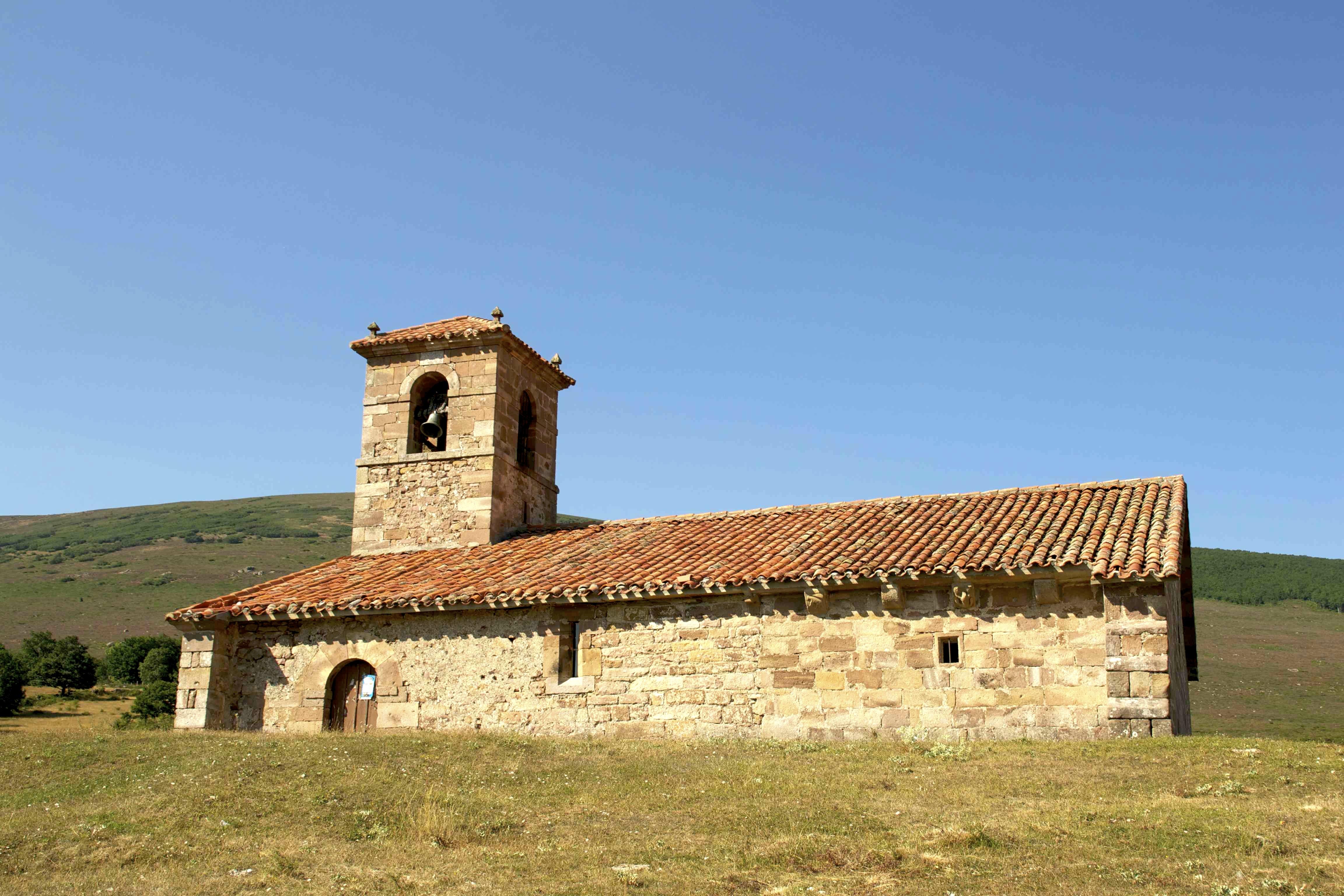 Iglesia de Santa Olalla. La Loma.