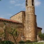 Campanario Circular. San Martín de Elines.