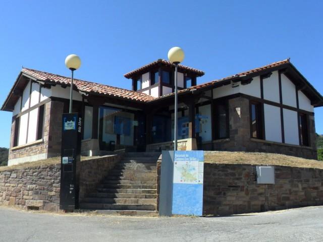 Centro de visitantes del Río Ebro. Fontibre.