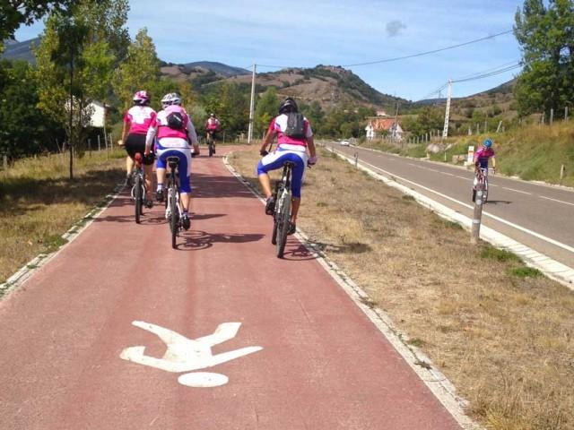 Carril Bici Reinosa – La Lomba