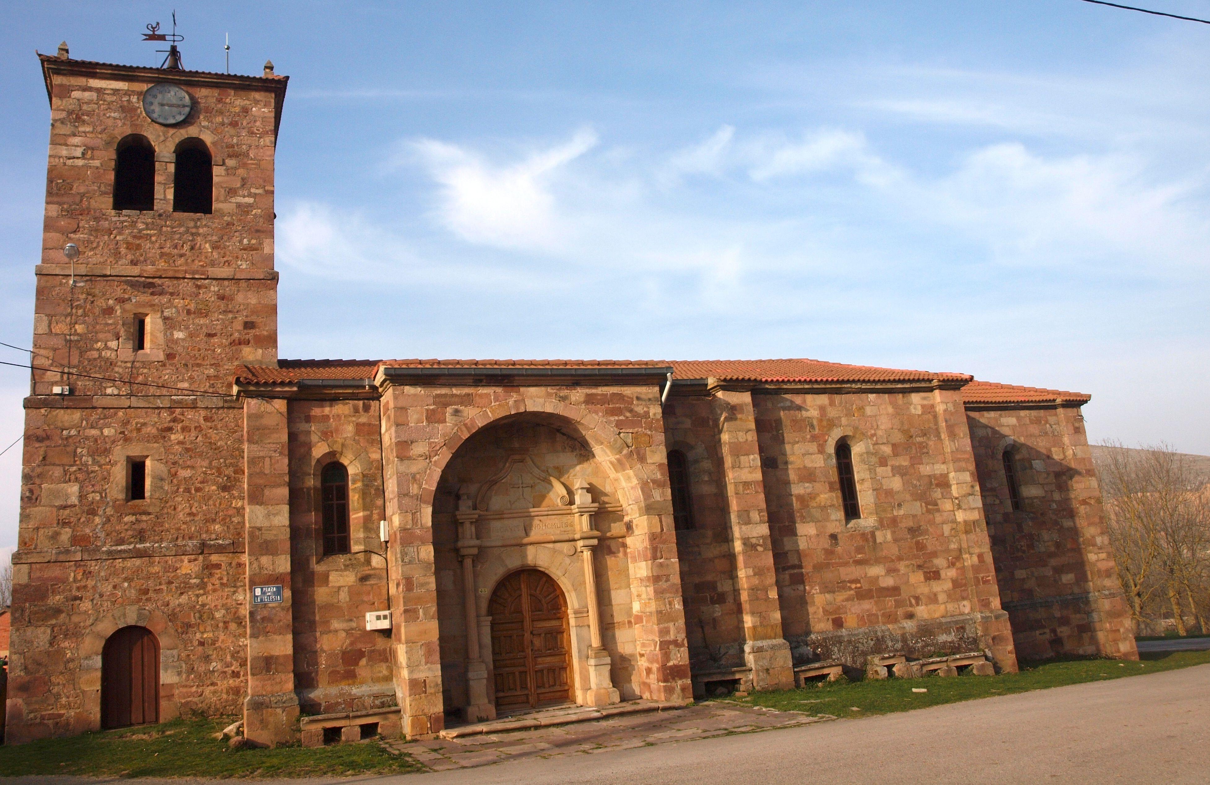 Iglesia de Izara