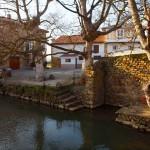 Río Ebro a su paso por Nestares