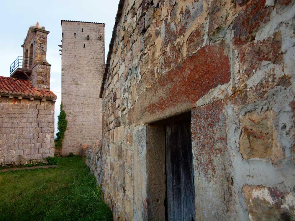 Iglesía y Torre