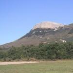 Peña Camesía desde Arenillas