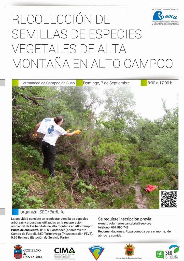 SEO Act. Nº 10_Recolección de semilla Alto Campoo_Sep07.2014(1)
