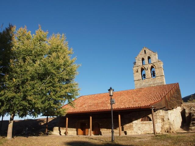 Iglesia rupestre de Santa Maria