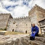 Tomás Sobaler. Encargado de la restauración del Castillo.