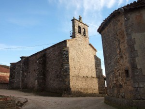 Iglesia de Villapaderne