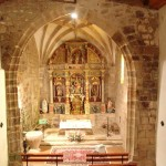 Interior Iglesia de Ayuayo