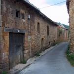 calle aldea de ebro