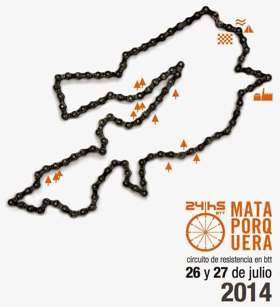 Cartel 24 horas Mataporquera