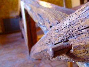 Detalle Castillo de Argüeso.