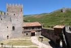 Castillo de San Vicente. Argüeso.