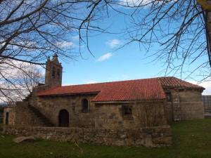 Iglesia de Fombellida