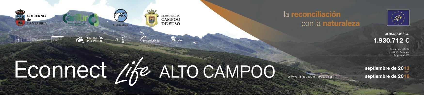 Patrocinadores Life Econnect Alto Campoo
