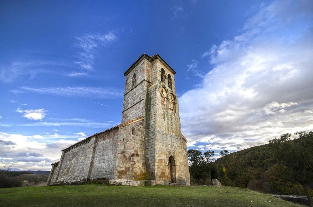 Iglesia de Santa María de Las Henestrosas