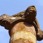 Detalle superior del Rollo de Pesquera