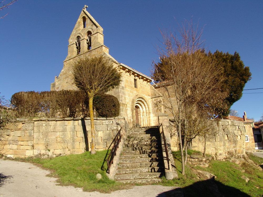 Iglesia de Ruijas