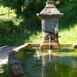 Fuente en Somballe